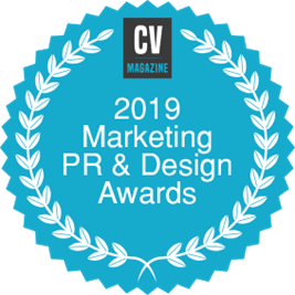 CMS Advertising in Leeds Won An Award From CV Magazine For Marketing and PR