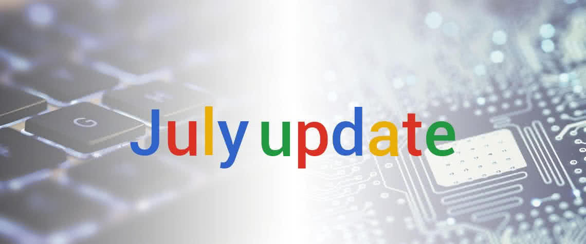 Google July Update