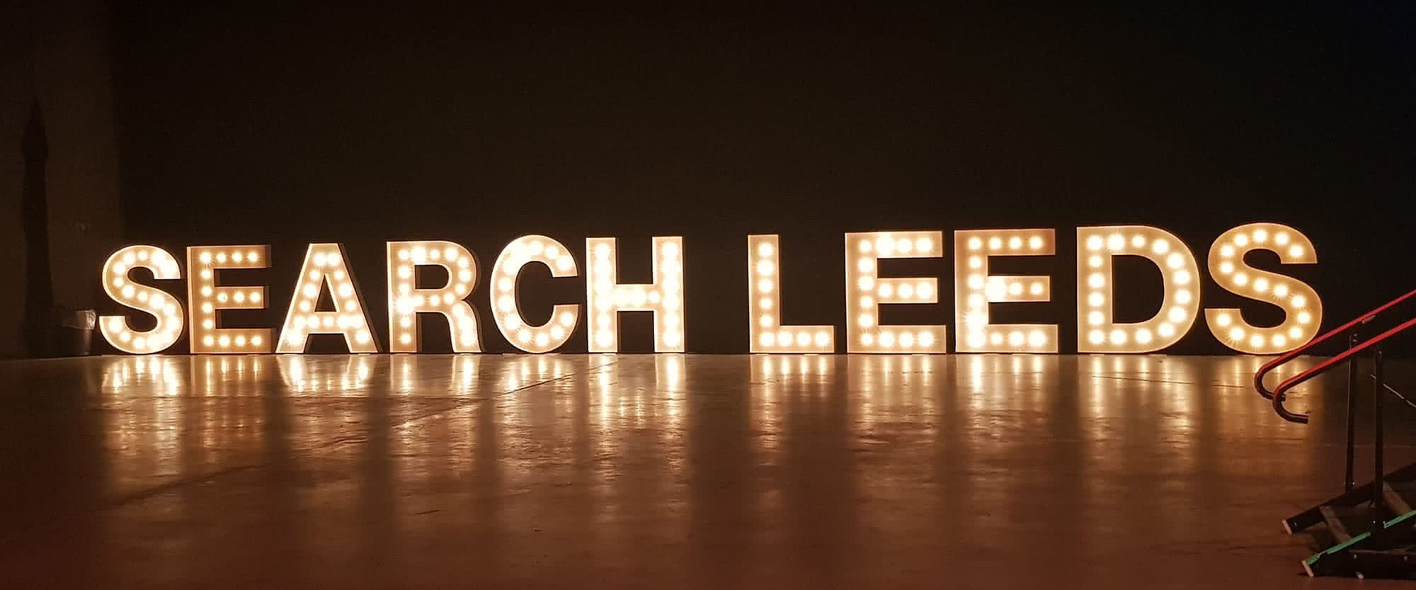 Search leeds giant letters