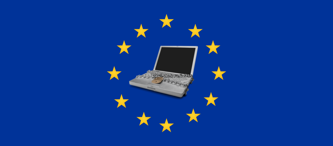 Laptop eu flag for what is article 13?