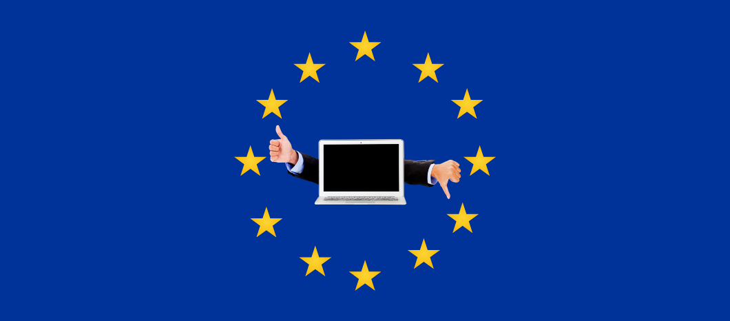 Will article 13 change the internet for better or for worse - thumbs up or down?
