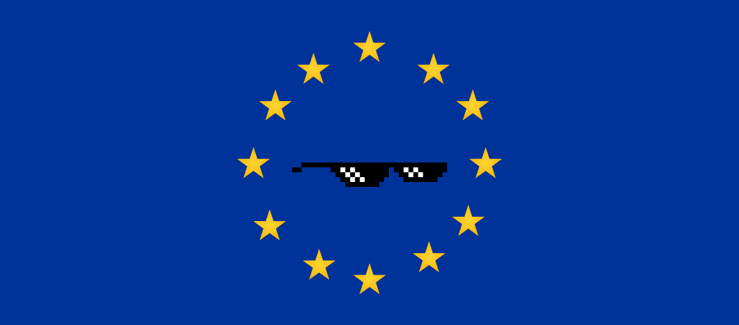 THE EU WILL NEVER TAKE OUR MEMES.